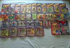 Pick 1 - Marvel Spiderman Action Figure Spectacular Amazing Animated Series