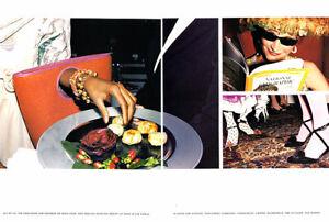 2002 Kate Spade Tennessee fashion handbag bags 10-page MAGAZINE AD