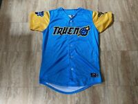 Batboy Trenton Thunder Trueno COPA Team Issued Authentic Jersey