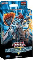 Mechanized Madness Structure Deck | YuGiOh - FACTORY SEALED!