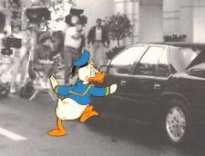 Donald Duck Disney original production animation cel 1980s