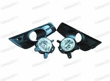 Front Bumper Fog Light/Lamps+Bezels Kits For Chevrolet Cruze 2009-2014