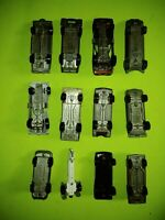 Hot Wheels Red Line 1:64 Diecast Car Lot Of 12 Hot Wheels Metal Bottom Hong Kong