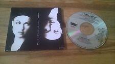 CD Pop Cyndi Lauper - The World Is Stone (3 Song) MCD EPIC digipak