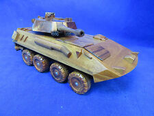 NEW Unique Wood Eight-wheels amphibious armored reconnaissance vehicle TANK