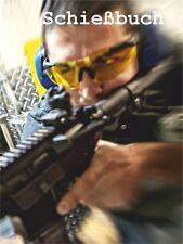SCHIEßBUCH für Sportschützen - AR15 - DIN A6