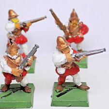 Empire armée libre Guild Age of Sigmar estalia estalian chiens de guerre HANDGUNNERS x4