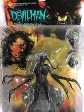 DEVILMAN WELVATH Limited figure  Black Version -  Fewture Art storm Japan Silene