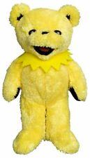"Grateful Dead BEAN BEAR 12"" inch VERSE Yellow Stuffed Plush Doll NEW Japan"