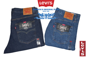 LEVIS 501 MENS STRAIGHT FIT ORIGINAL JEANS NEW WITH TAGS