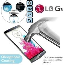 100% Genuine Premium Tempered Glass 9H LCD Screen Protector D855 D850 For LG G3