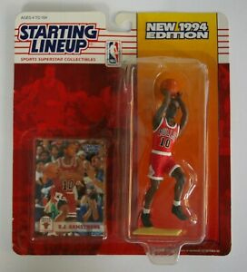 Kenner Starting Lineup Basketball Action Figure Collection