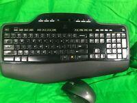Logitech MK700/710 Keyboard And M705 Mouse Wireless Combo Set
