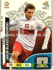 Adrenalyn XL EURO EM 2012 - Jakub Blaszczykowski - Polen