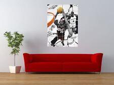 Lebron JAMES Basket Sport Star géant ART PRINT POSTER panneau nor0219