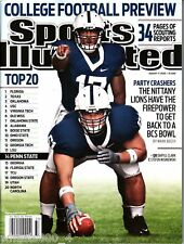 Sports Illustrated 2009 Penn State Nittany Lions Daryll Clark Stefen Wisniewski