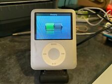 Apple iPod A1236 4GB 3rd Generation - Faulty with Battery issues