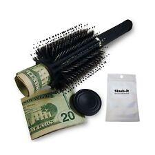 Diversion Safe Hair Brush by Stash-it | BONUS Smell Proof Bag | Can Safe to H...