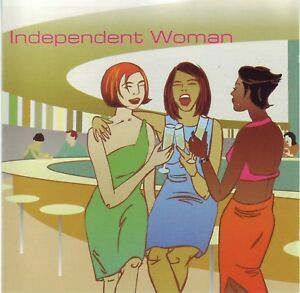 Various Artists-Independent Woman DOUBLE CD