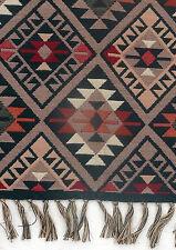 Accent Throw Afghan OACCENT-4C Southwest Southwestern Geometric Design 4' X 5' B