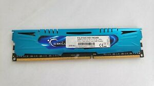 G.SKILL ARES F3-2133C10D-16GAB 1x 8GB DDR3-2133MHz PC3 -17000 DIMM PC Memory RAM