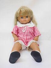 ESF-01333Ältere 3M Gummi-Puppe, L. ca. 40 cm, Kopf, Arme und Beine Gummi