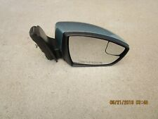 12-14 FORD FOCUS PASSENGER RIGHT SIDE NON-HEATED POWER EXTERIOR DOOR MIRROR OEM