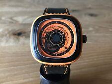 Reloj SEVENFRIDAY Wrist Watch - Sport Automatic - Steel Orange KUKA P Series