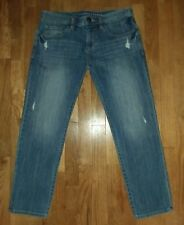 """Women's LC Lauren Conrad Stretch Ankle Cropped Low Rise Jeans - Size 2 x 26"""""""