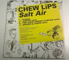 Chew Lips Salt Air Promo CD Single (Kitsune) 4 mixes incl Two Door Cinema Club