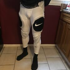 Nike Mens Pro Combat Hyperstrong Hard Plate Football Tights 838428-100 Size XL