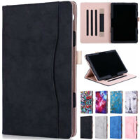 """For 10.1"""" Huawei Mediapad T5 10.0 /M5 Lite 10 PU Leather Tablet Case Stand Cover"""