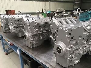 Ls3  6.2 FULL RECO LONG ENGINE 12 MONTH WARRANTY Ve Vf SS HOLDEN HSV COMMODORE
