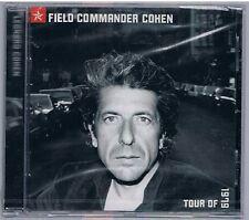 LEONARD COHEN FIELD COMMANDER CD SIGILLATO!!!!