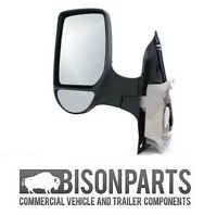 *FORD TRANSIT MK6 & MK7 COMPLETE DOOR WING MIRROR MANUAL PASSENGER SIDE TRA348