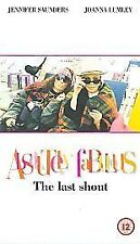 Absolutely Fabulous - The Last Shout (VHS, 1996)