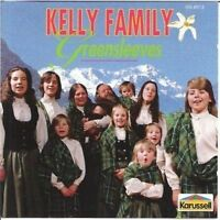 Kelly Family Greensleeves (14 tracks, 1978-80/94) [CD]