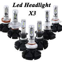 X3 SeriesH4 H13 9004 9007 H1 H3 H7 H11 880 881 9005 9006 Cree Bulb LED Headlight