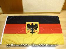 Fahnen Deutschland Dienstflagge - Premium - 90 x 150 cm