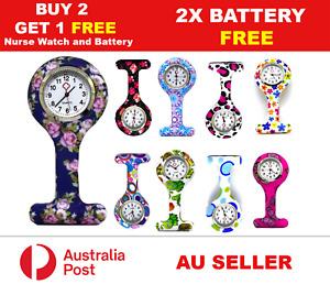 Design Nurse Fob Watch Nursing Nurses Pendant Pocket Watch Australian Stock