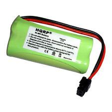 HQRP Batería para Uniden D1384-4BK, D1483, D1483BK, D1660-2T, D1660-6 teléfono