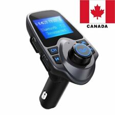 Wireless Bluetooth FM Transmitter Radio Car Kit MP3 Music Player USB Charger CA