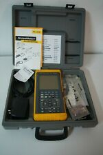 Fluke PM 97 50MHz Scopemeter with Case and Extras 944400097024