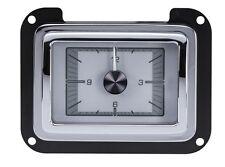 Dakota Digital 40 Ford Car Analog Clock Gauge for HDX Kit Silver Alloy HLC-40F-S
