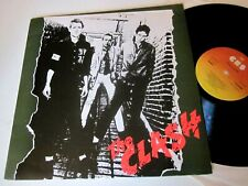 "THE CLASH - THE CLASH (first album with ""White Riot"") - STAMPA UK - LP VINILE"