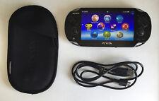 Sony Playstation PS Vita (PCH-1103 WI-FI+3G model). Fair condition. HB4046475