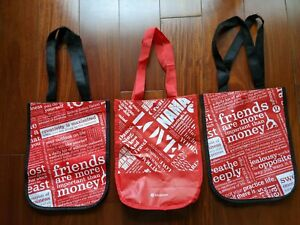 Lululemon Reusable Shopping Lunch Bag Tote in Multiple Color