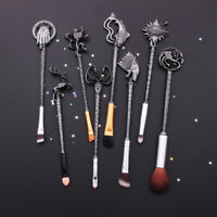 US SHIP Game of Thrones Family Make Up Brushes Magic Brushes Collection Gift Bag