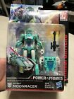 2017 Transformers Generations Power Of The Primes MOONRACER Deluxe Class New MOC For Sale