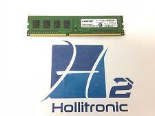 Crucial 2GB 240-PIN DIMM 256MX64 DDR3 (CT25664BA1339.M8FMD) RAM